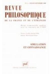 Revue philosophique de la France et de l'étranger 2008/3