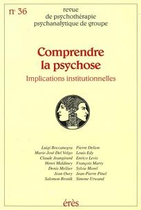 Revue de psychothérapie psychanalytique de groupe 2001/1