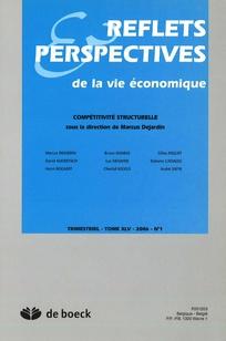 Reflets et perspectives de la vie économique 2006/1