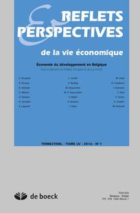 Reflets et perspectives de la vie économique 2016/1