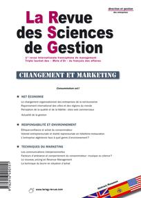 L 39 influence des facteurs d 39 ambiance sur le comportement du for Revue marketing