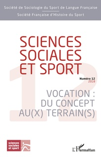 Sciences sociales et sport 2018/2