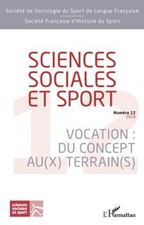 Sciences sociales et sport 2018/2