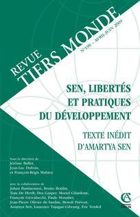 Revue Tiers Monde 2009/2