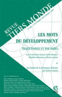 Revue Tiers Monde 2009/4