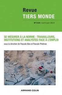 Revue Tiers Monde 2014/2