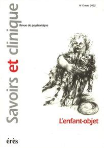 Savoirs et clinique 2002/1
