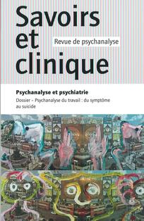 Savoirs et clinique 2011/2