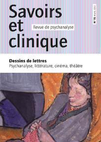Savoirs et clinique 2012/1