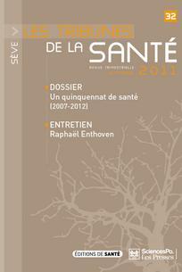 Les Tribunes de la santé 2011/3