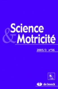 Movement & Sport Sciences 2005/3