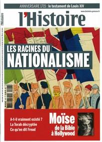 Consulter L'Histoire 2015/1