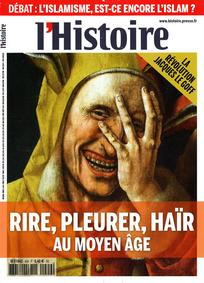 Consulter L'Histoire 2015/3