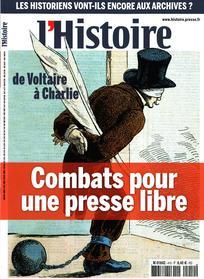Consulter L'Histoire 2015/4