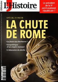 Consulter L'Histoire 2015/10