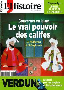 Consulter L'Histoire 2016/5