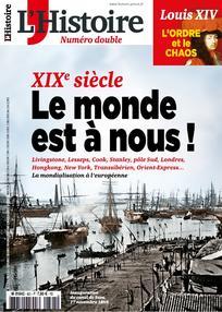 Consulter L'Histoire 2016/7