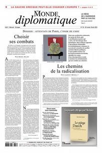 Consulter Le Monde diplomatique 2015/2