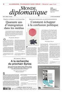 Consulter Le Monde diplomatique 2015/5