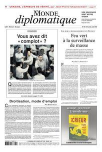 Consulter Le Monde diplomatique 2015/6