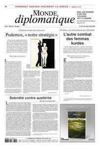 Consulter Le Monde diplomatique 2015/7