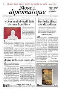 Consulter Le Monde diplomatique 2015/8