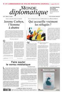 Consulter Le Monde diplomatique 2015/10