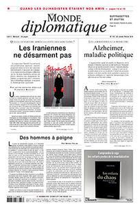 Consulter Le Monde diplomatique 2016/2