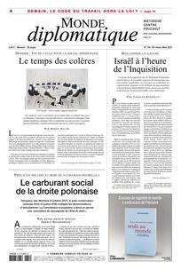 Consulter Le Monde diplomatique 2016/3
