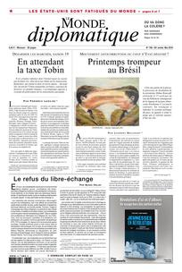 Consulter Le Monde diplomatique 2016/5