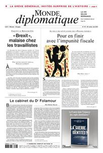 Consulter Le Monde diplomatique 2016/6