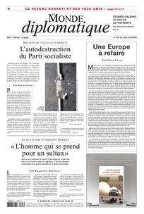 Consulter Le Monde diplomatique 2016/7