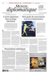 Consulter Le Monde diplomatique 2016/8