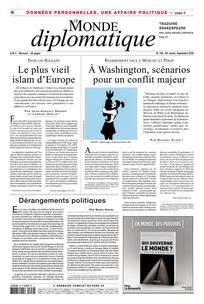 Consulter Le Monde diplomatique 2016/9