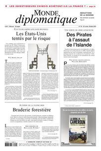 Consulter Le Monde diplomatique 2016/10