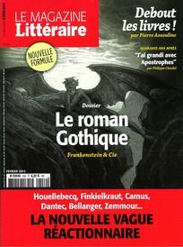 Consulter Le Magazine Littéraire 2015/2