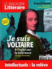 Consulter Le Magazine Littéraire 2015/3