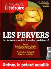 Consulter Le Magazine Littéraire 2015/5