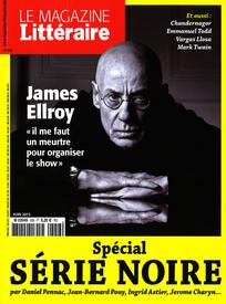 Consulter Le Magazine Littéraire 2015/6