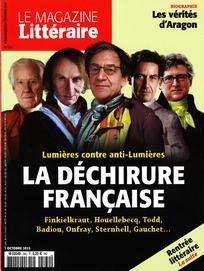 Consulter Le Magazine Littéraire 2015/10