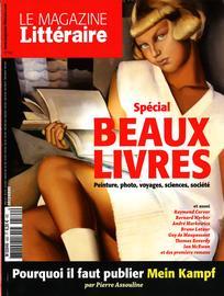 Consulter Le Magazine Littéraire 2015/12