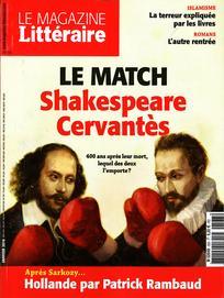 Consulter Le Magazine Littéraire 2016/1