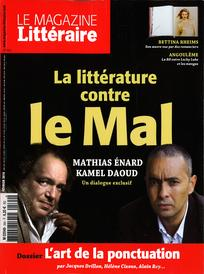 Consulter Le Magazine Littéraire 2016/2