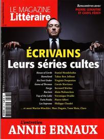 Consulter Le Magazine Littéraire 2016/5