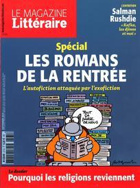 Consulter Le Magazine Littéraire 2016/9
