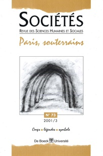 Sociétés 2001/3