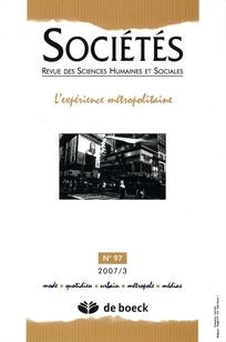 Sociétés 2007/3