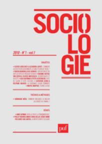 Sociologie 2010/1