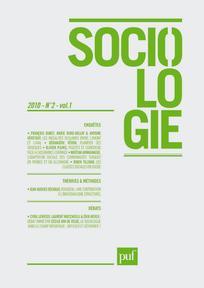 Sociologie 2010/2