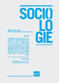 Sociologie 2010/3